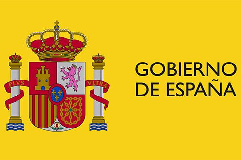 Mensaje del Gobierno de España